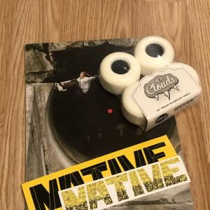 Native Skatestore 5 star review on 25th March 2021
