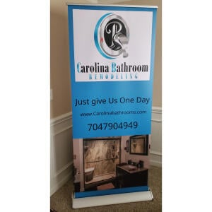 Retractable Banners on the Cheap 5 star review on 24th February 2020