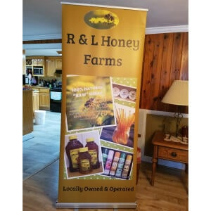 Retractable Banners on the Cheap 5 star review on 27th March 2020