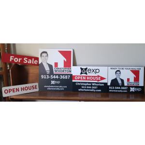 Custom Real Estate Signs 5 star review on 11th February 2020