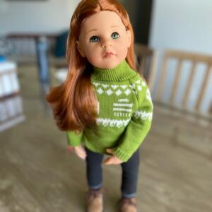 My Doll Best Friend Ltd 5 star review on 21st September 2021