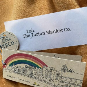 The Tartan Blanket Co. 5 star review on 8th April 2021