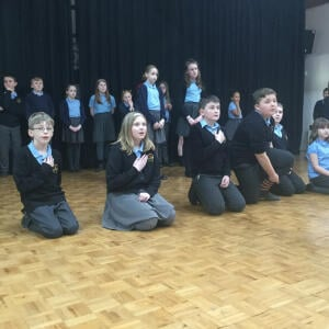 West End in Schools 5 star review on 20th March 2018