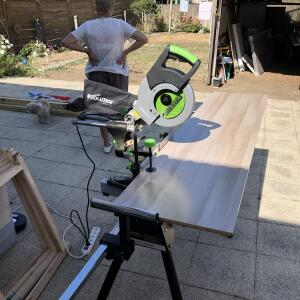Evolution Power Tools 5 star review on 27th September 2019