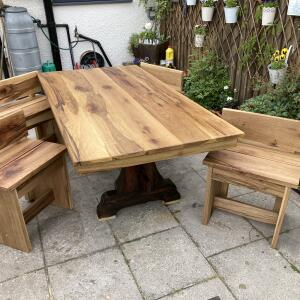 The Luxury Wood Company 5 star review on 30th June 2021