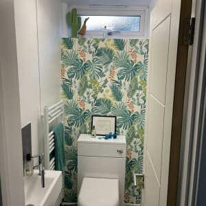 Ergonomic Designs Bathrooms 5 star review on 16th April 2021