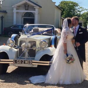 The Wedding Car Hire People Ltd 5 star review on 23rd June 2021