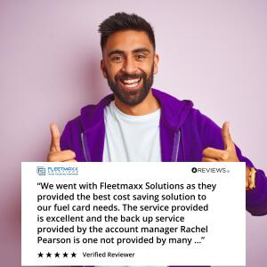 Fleetmaxx Solutions 5 star review on 14th June 2021