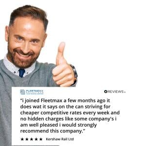 Fleetmaxx Solutions 5 star review on 22nd July 2021