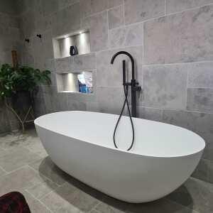 Aquaroc Bathrooms 5 star review on 24th June 2021