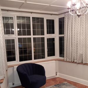 Curtains Made For Free 5 star review on 13th November 2020