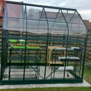 Greenhouse Stores 5 star review on 26th January 2020