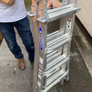 Browns Ladders 5 star review on 18th June 2021