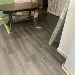 Discount Flooring Depot 5 star review on 21st October 2021