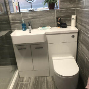 Royal Bathrooms 5 star review on 15th September 2021