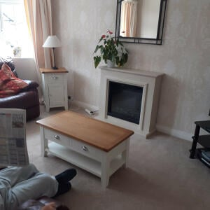 Chiltern Oak Furniture 5 star review on 29th June 2021