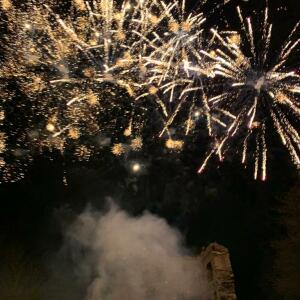 Fireworks Crazy 5 star review on 2nd January 2020