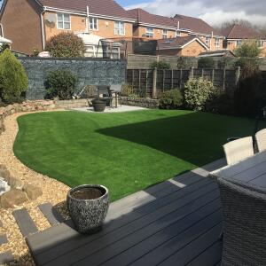 LazyLawn 5 star review on 29th March 2021