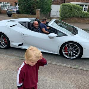 Supercar Experiences Ltd 5 star review on 24th June 2021