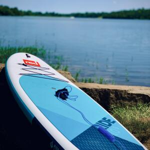 Red Paddle Co 5 star review on 28th July 2021
