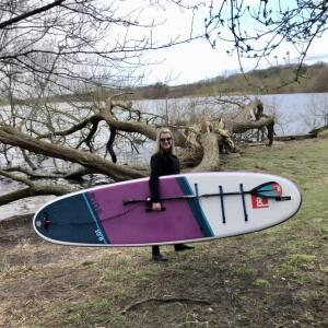 Red Paddle Co 5 star review on 7th April 2021