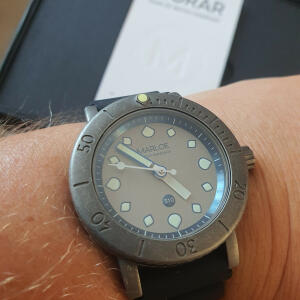 Marloe Watch Company  5 star review on 21st July 2021