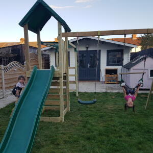 Outdoor Toys 5 star review on 23rd April 2021