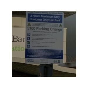 Parking Appeals 5 star review on 30th June 2021