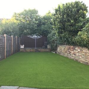 Easigrass Distribution Ltd 5 star review on 14th September 2020