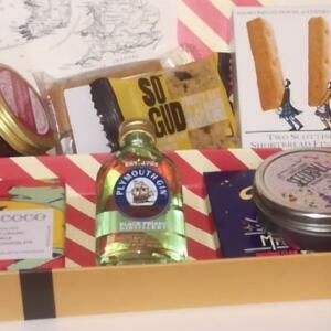 Letter Box Hamper 5 star review on 26th March 2021