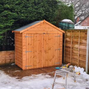 Sheds 2 go  5 star review on 10th February 2021