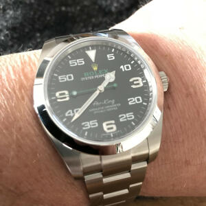Edinburgh Watch Company 5 star review on 30th October 2020