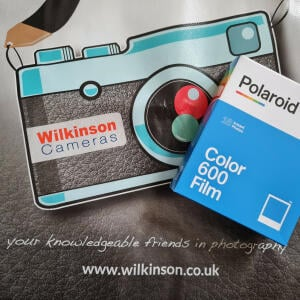 Wilkinson Cameras 5 star review on 9th June 2021