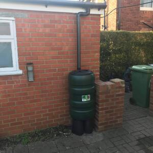 Water Butts Direct 5 star review on 4th March 2021