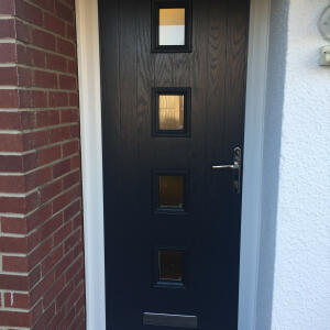JB Doors Ltd 5 star review on 25th January 2017