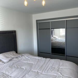 Sliding Door Wardrobes 5 star review on 3rd February 2021