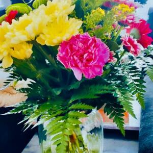 Interflora UK 5 star review on 12th July 2021