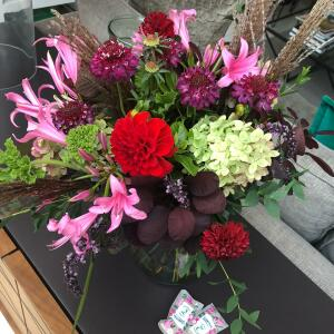 The Real Flower Company 5 star review on 5th October 2020