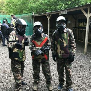 Battlezone Paintball 5 star review on 16th May 2018