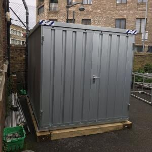 Cleveland Containers 5 star review on 11th February 2020