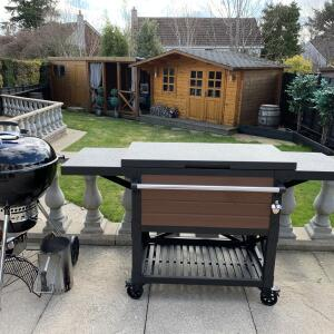 BBQ World 5 star review on 11th April 2021