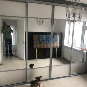 Sliding Door Wardrobes 5 star review on 30th November 2019