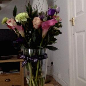 Haute Florist 5 star review on 27th July 2021