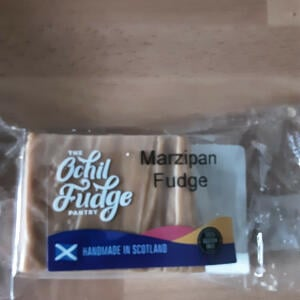 The Ochil Fudge Pantry 5 star review on 2nd August 2021