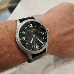 Pinion Watches 5 star review on 7th October 2019