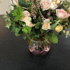 The Real Flower Company 5 star review on 1st August 2021