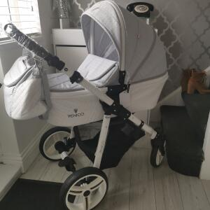 Little angels prams  5 star review on 2nd September 2020