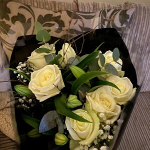 Haute Florist 5 star review on 23rd January 2021