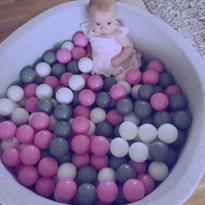 Baby Ball Pit  4 star review on 22nd August 2018