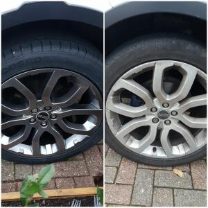 First Aid Wheels - Alloy Wheel Repair & Refurbishment Experts 5 star review on 21st November 2020